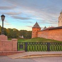 Новгородский кремль :: Константин