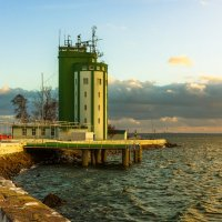 Лоцманская башня :: Игорь Вишняков