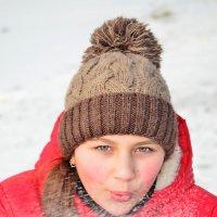 Снег :: Ирина Тесцова