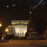 Огни Нового года.... :: Tatiana Markova