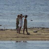 На пляже :: Алина Шевелева