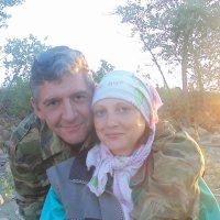Семейная пара :: Юлия Никитенко