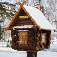 Новогодний городок :: Александр Подгорный