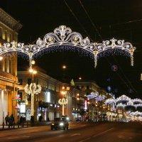 новогодний ритм города :: navalon M