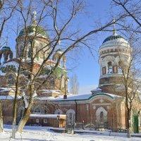 Храм, Александра Невского. :: Олег Барзолевский