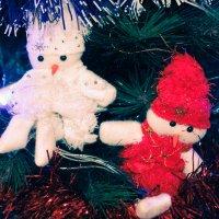 Новогодняя елочка :: Кристина Зайцева