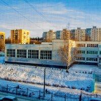 Из моего окна .... :: Анатолий. Chesnavik.