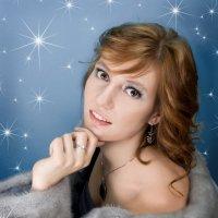 Зима :: Дарья Жбрыкунова