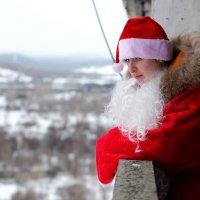 Дед Мороз :: Дмитрий Арсеньев
