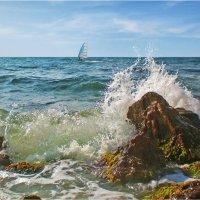 Морской прибой :: Эля Юрасова