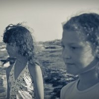 Сёстры... :: Юлия Juli-Elizabeth