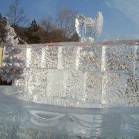 "Фестиваль ледяных скульптур ""Хрустальная нерпа"" :: alemigun"