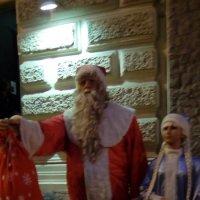 Восковые фигуры (Дед Мороз и Снегурочка)!!! :: Светлана Калмыкова