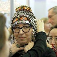 примерка(прикид по современному) :: Олег Лукьянов