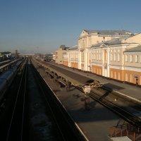 вокзал Гомеля :: Александр Прокудин