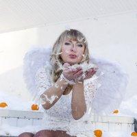 новогодний ангел :: Инна