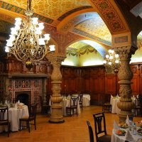 Ресторан во дворце вел. кн. Владимира Александровича :: Елена Павлова (Смолова)