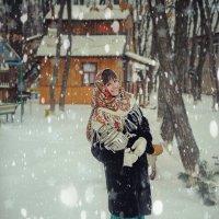 Русская зимушка-зима! :: Inna Sherstobitova