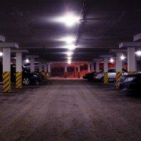 night parking. silence :: Yur Lo