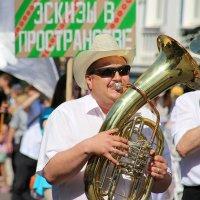 На параде :: Юрий Таратынов