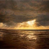 Небеса над Северным морем. Остенде. Бельгия. :: Владимир Сидоркин