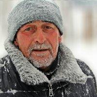 В Самаре сегодня снег :: Александр Алексеев