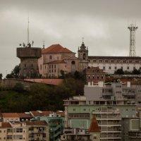 вид на смотровую площадку в Лиссабоне :: татьяна