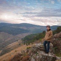 В горах Гильбоа :: Aaron Gershon