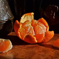 Время мандаринок :: Надежда