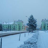 Въезд в город, только на зелёный))) :: Владимир Звягин