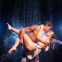 Мокрые танцы :: Алексей Озеров