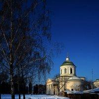Живу я здесь... :: Александр Бойко