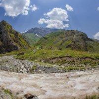 В горах Таджикистана. :: anatoly Gaponenko