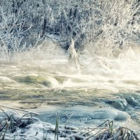 """""""Дыхание зимы.."""" :: Serg Y"""