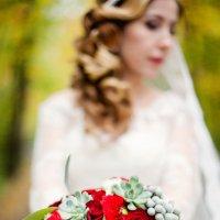 Осенняя свадьба :: Надежда Алексеева