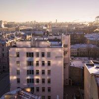 Вид с 12 этажа :: Aнна Зарубина