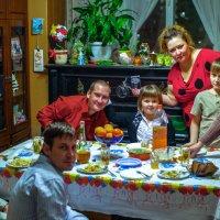 Семейка )) :: Рома Григорьев
