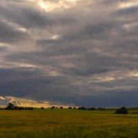 пасмурное небо :: Марат Макс