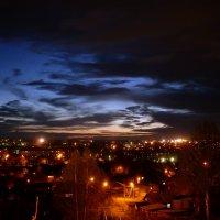 skyporn. cherem city. :: Yur Lo