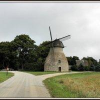 Ветряная мельница :: Вера