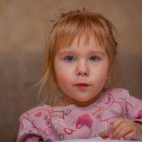 девочка :: Евгений Кузьминов