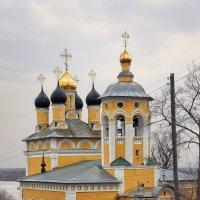 Николо-Набережная церковь. :: Александр Назаров