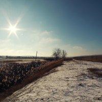 Адагум, 1 января :: Михаил Тихонов