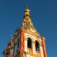 Золотые купола :: Игорь Вишняков