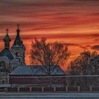 Городской вечер :: Сергей