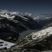 Горное озеро в горах Италии :: сергей адольфович