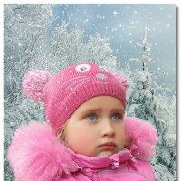 Волшебный лес для Лены :) :: Эля Юрасова