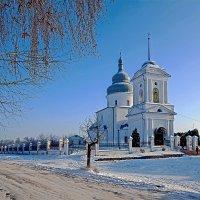 Морозный день :: Александр Бойко