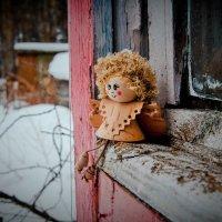 Забытый ангелок :: Анна Богданова