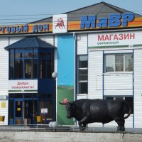 магазин :: Евгений Вяткин